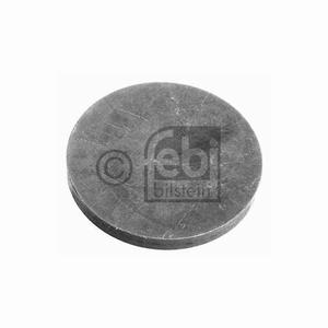 Stelschijf 3,65 mm