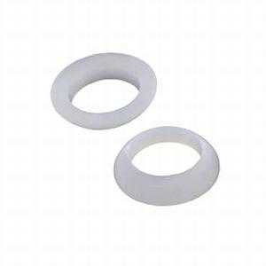 Stoterstangpijp pakking cilinderkop zijde ( Siliconen )
