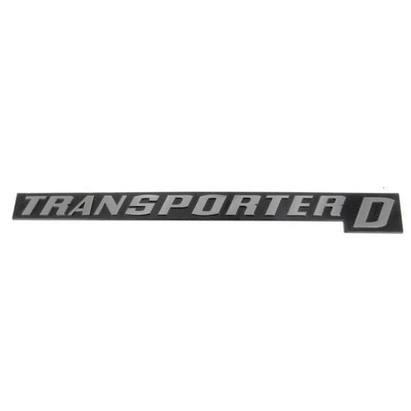 Achterklep embleem Transporter D