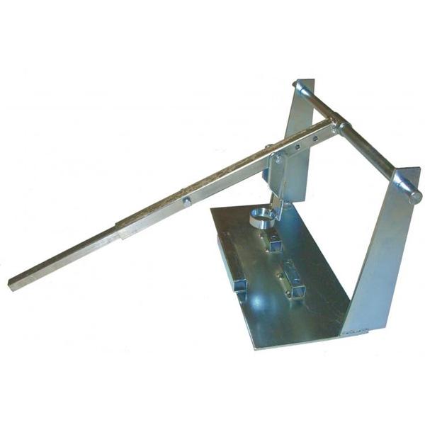 Cilinderkop montage / demontage bank