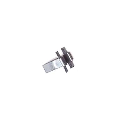 Clip voor bumperrubber ( staal )
