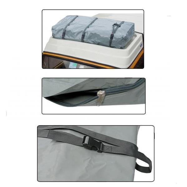 Daktas voor Westfalia bagagerek